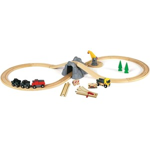 Image of BRIO BRIO World - 33167 Mountain Mining Special Set 3 - 8 years (3065525681)