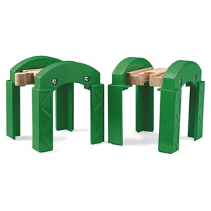 Image of BRIO BRIO® World 33253 – Stacking Tracks Supports 3 - 8 years (1137060)