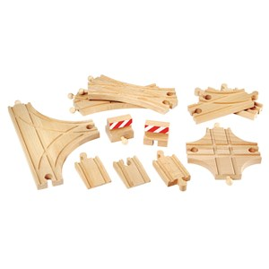 Image of BRIO BRIO® World 33307 – Advanced Expansions Pack 3 - 8 years (1137062)