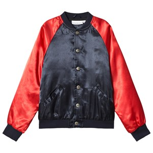 Image of Tao&friends Seahorse Bomber Jacket Navy/Red 80/86 cm (1145376)
