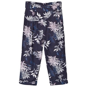 Image of Minymo Printed Pants Blue Nights 86 cm (1-1,5 år) (3065582851)