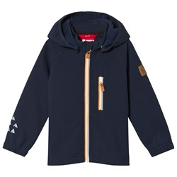 Reima Vantti Softshell Jacket Navy