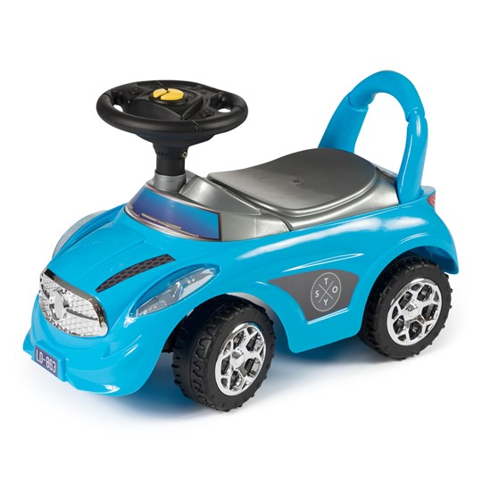 STOY Speed Car walker with Music Blue