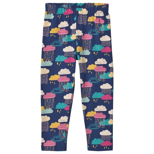 Frugi Cloud Leggings Navy Bright Scandi Skies_AW18