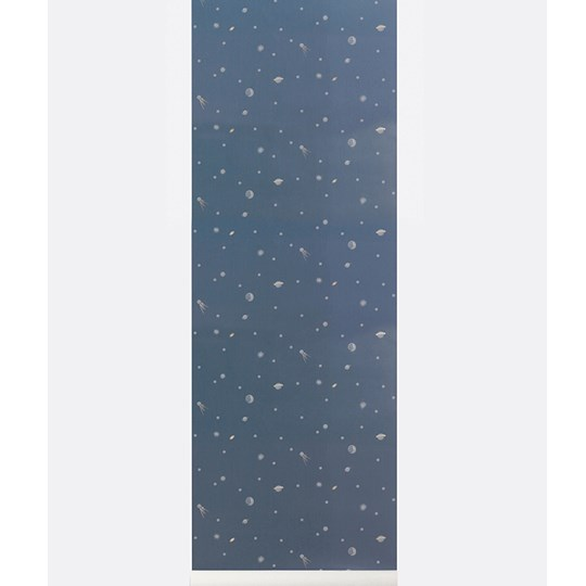 ferm LIVING Moon Wallpaper - Dark Blue Dark Blue