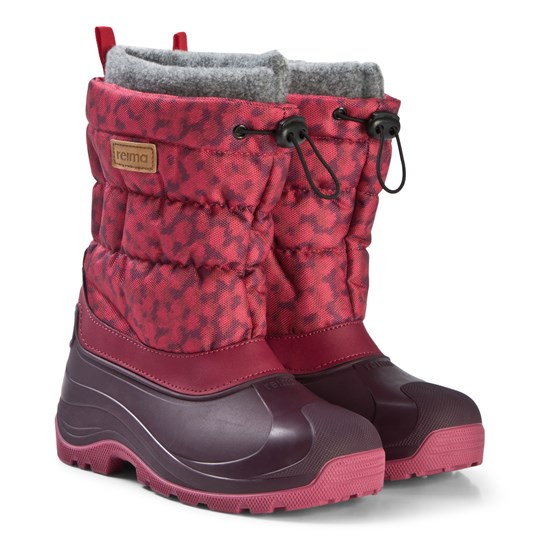 Reima Ivalo Boots Dark Berry Dark Berry