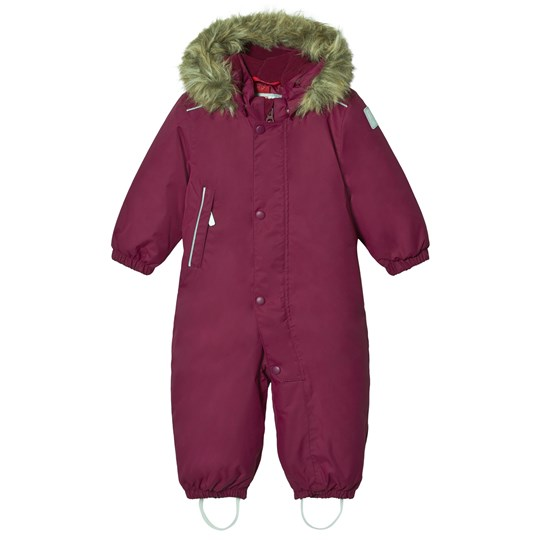 Reima Reimatec® Gotland Snowsuit Dark Berry Dark Berry