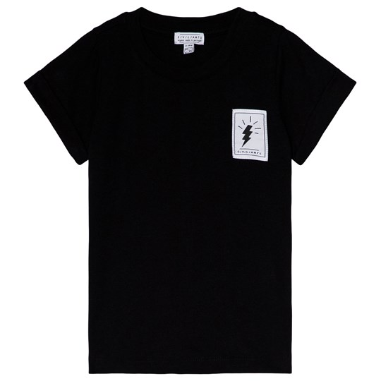 Civiliants Basic Tee Black Black