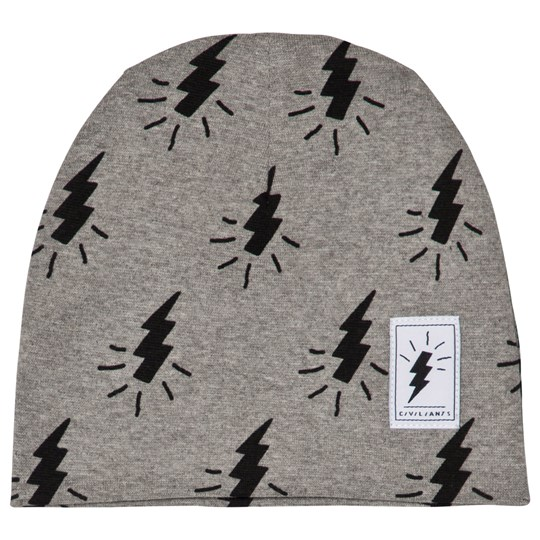 Civiliants Flash Beanie Grey Grey Melange