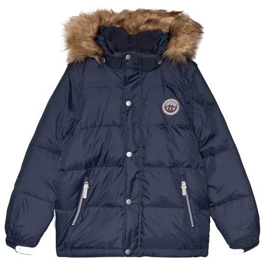 Ticket to heaven Michelle Down Jacket Total Eclipse Blue Total Eclipse Blue