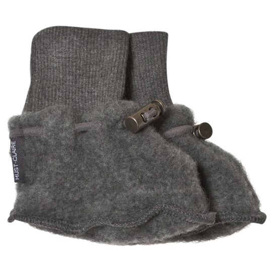 Hust&Claire Grey Felice Booties Antracite Melange