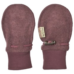 Hust&Claire Dusty Rose Ferri Mittens
