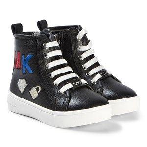 Image of Michael Kors Black Ivy Rakest Sneakers 23 (UK 6) (3065534605)