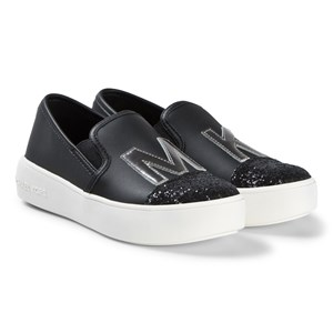 Image of Michael Kors Black Maven Swit Sneakers 32 (UK 13) (3065534961)