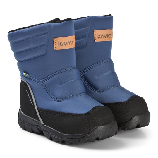 Kavat Voxna WP Winter Boots Blue 989 Blue