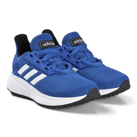 adidas Performance Blue Duramo 9 Running Sneakers blue/ftwr white/core black