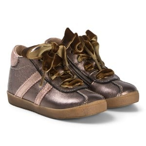 Image of Noël Bronze Bona Sneakers 22 (UK 5) (3065537629)