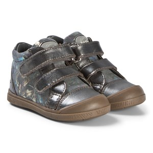Image of Noël Anthracite Olvy Velcro sko 22 (UK 5) (3065537425)