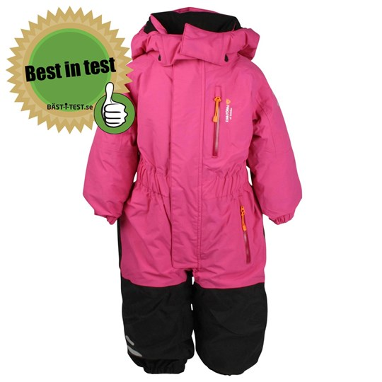 Isbjörn Of Sweden Igloo Winter Jumpsuit Verry Be Pink