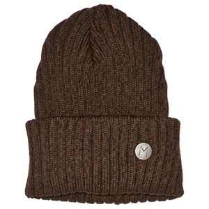 Image of MAINIO Beanie Twisted Brown L/XL (3065514247)