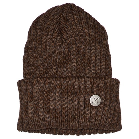 MAINIO Beanie Twisted Brown Twisted Brown
