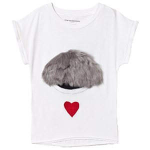 Image of How To Kiss A Frog Cut Tee Pop White 5 år (3065576783)