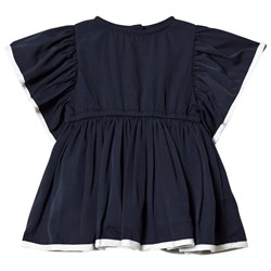 How To Kiss A Frog Tanya Dress Navy