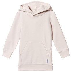 Gugguu Simple Long Hoodie Snow
