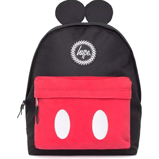 Hype Black Mickey Backpack Black
