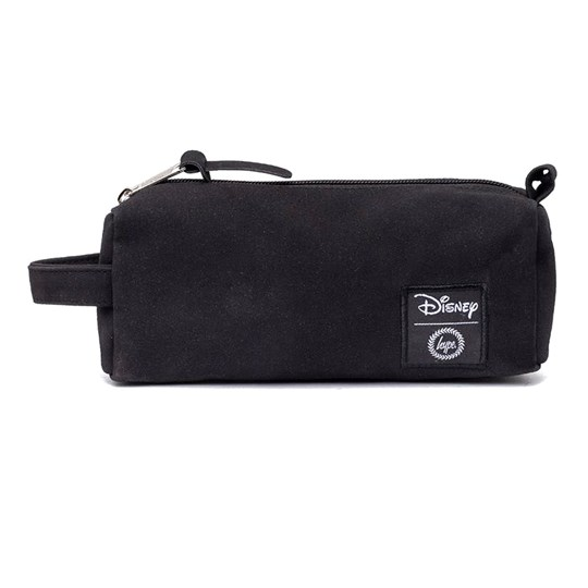 Hype Black Mickey Pencil Case Black