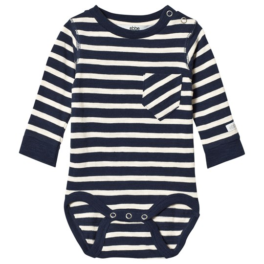 ebbe Kids Malmo Baby Body Dark Navy/Pale Sand Dark Navy/Pale Sand