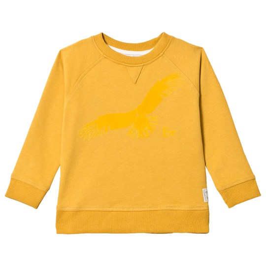 ebbe Kids Global Sweater Sharp Yellow Sharp Yellow