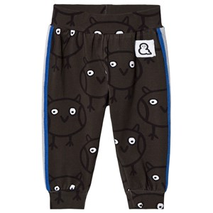 Image of Boys & Girls Night Owl Sweatpants Black 6-12 months (3065517503)