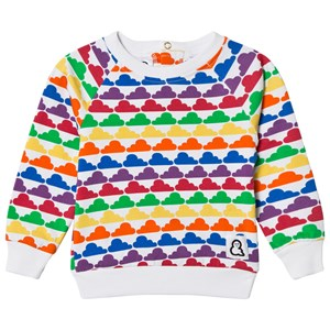Image of Boys & Girls Daydreamers Crew Top Multicolor 1-2 years (3065517517)