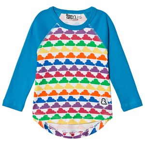 Image of Boys & Girls Daydreamers Raglan Tee Multicolor 1-2 years (3065517557)