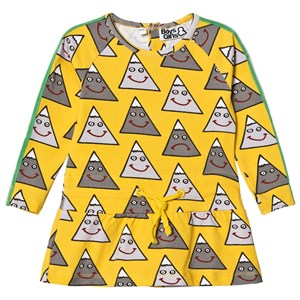 Image of Boys & Girls Happy Mountain Dress Yellow 1-2 years (3065517481)