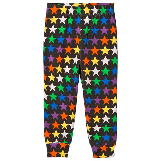 Boys & Girls Night Stars Leggings Multicolor Multi