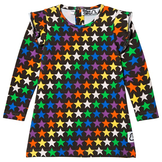 Boys & Girls Night Stars Dress Multicolor Multi