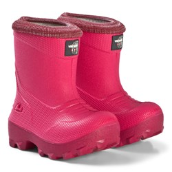 Viking Frost Fighter Boots Pink and Cerise