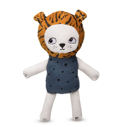 Soft Gallery Baby Tiger Soft Toy Orion Blue Orion Blue