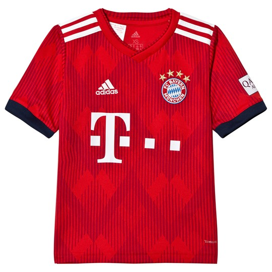 Bayern Munich FC Bayern Munich ´18 Home Shirt True Red