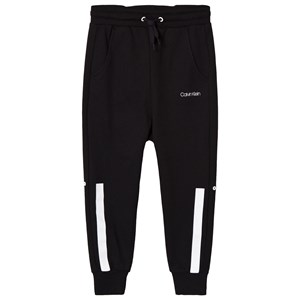 Image of Calvin Klein Black Branded Sweatpants 12-14 years (3065535559)