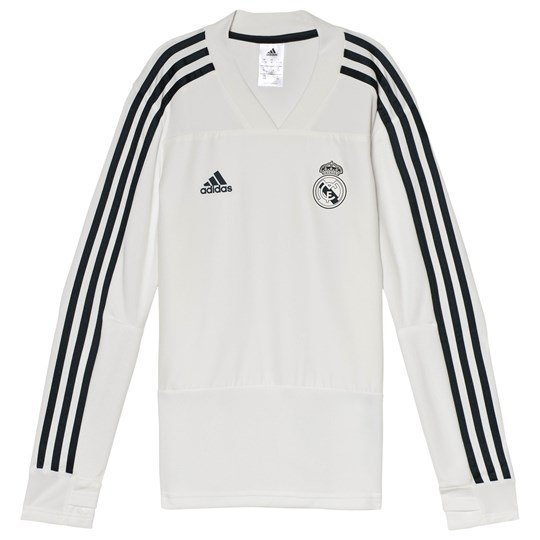 Real Madrid Real Madrid ´18 Training Track Top Core White