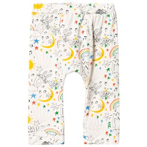 Image of The Bonnie Mob Brooklyn Leggings Rainbow Print 12-18 mdr (3065556251)