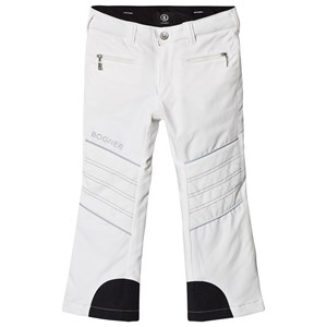 Image of Bogner White Bekki3 Stretch Ski Pants L (10-11 years) (3065543851)
