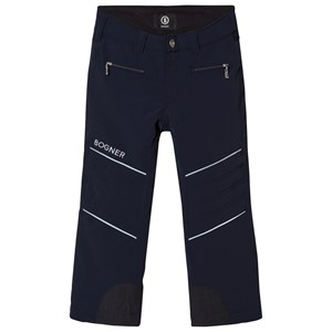 Image of Bogner Navy Bekki3 Stretch Ski Pants L (10-11 years) (3065543887)