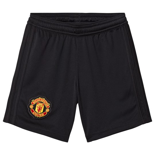 Manchester United Manchester United ´18 Home Shorts Black