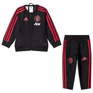Image of Manchester United Manchester United ´18 Kids Pre Match Tracksuit 2-3 years (98 cm) (3065522759)
