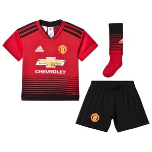 Image of Manchester United Manchester United ´18 Kids Home Kit 18-24 months (92 cm) (3065522739)