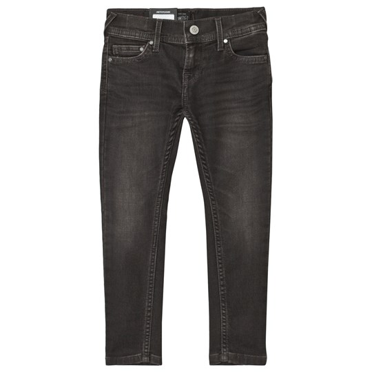 Pepe Jeans Grey Wash Finly Soft Denim Jeans